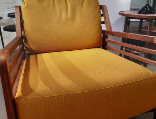 FLAX Sessel mit Armlehnen